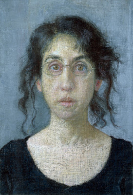 Self-Portrait (2011), Ellen Eagle
