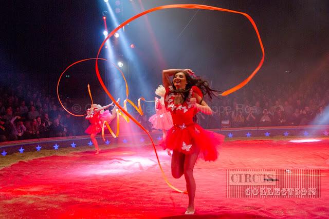 les danseuses du ballet