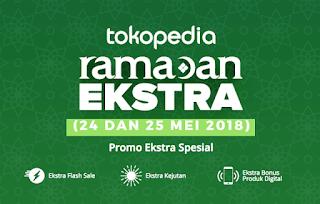 ramadan bulan penuh kejutan kejutan diskon di tokopedia