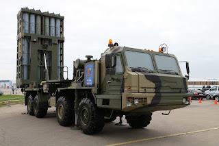 Sistem Pertahanan Udara S-350 Vityaz