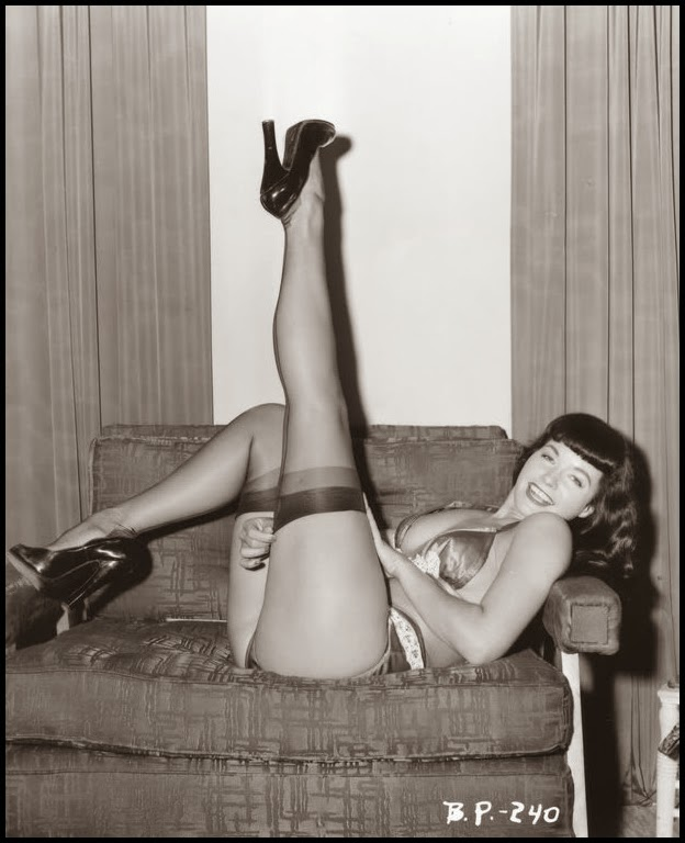 Bettie Page Reveals All documentary