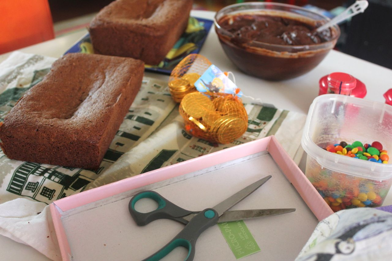 Treasure Chest Template Cake Ideas And Designs