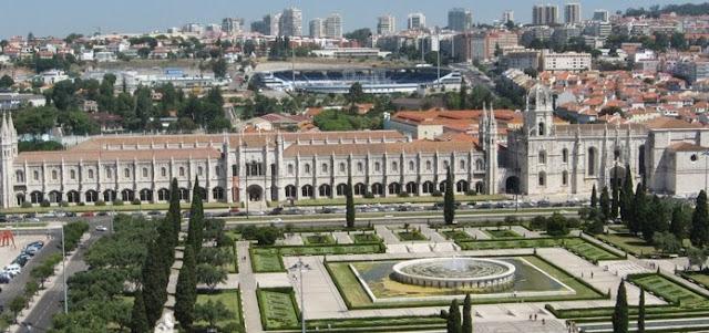 Mosteiro dos Jerónimos de Lisboa