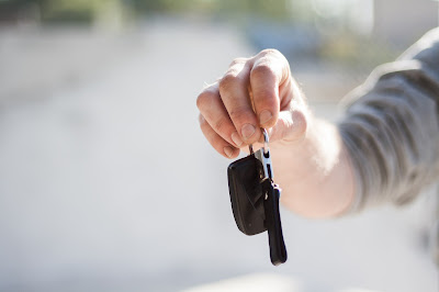 auto saksasta avaimet