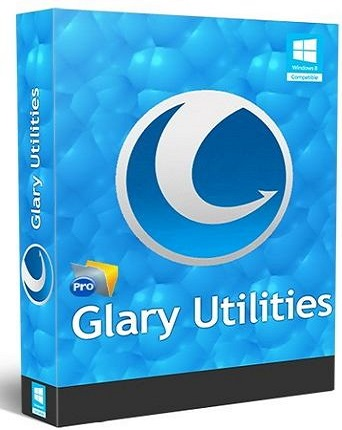 Glary Utilities Pro 5.85.0.106 poster box cover