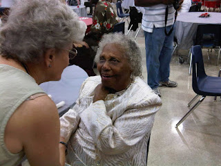 Itasco Wilson at her 100th Birthday Party, Kerrville