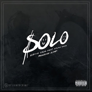 New Music: Kevin Celik - Solo Featuring $tupid Young