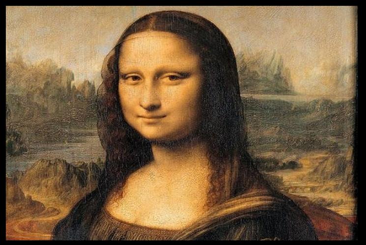 مفاجأة جديدة يكتشفها العلماء فى لوحة الموناليزا تعرف على المفاجأة !!