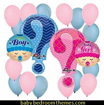 Gender Reveal Balloon Decoration Kit