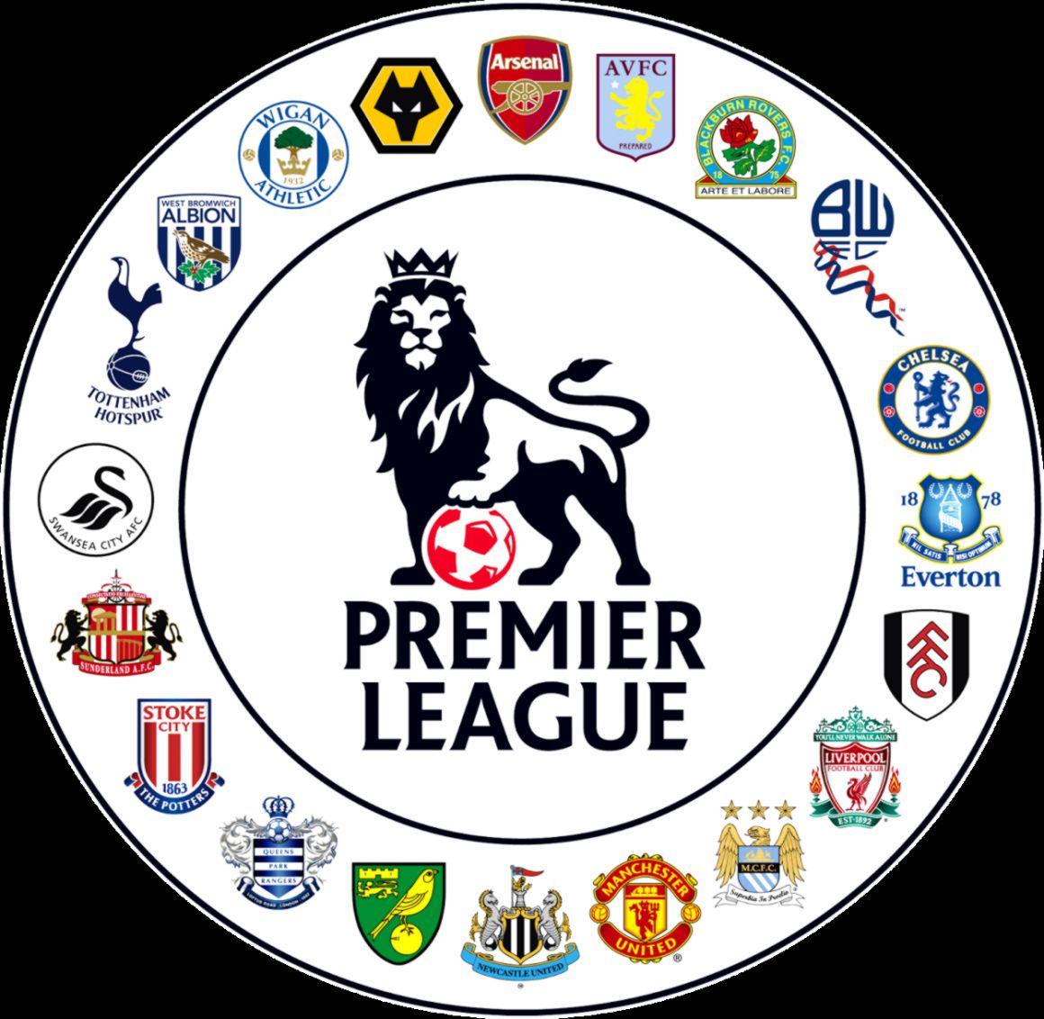 Premier League Clubs: Barclays Premier League Logo Club