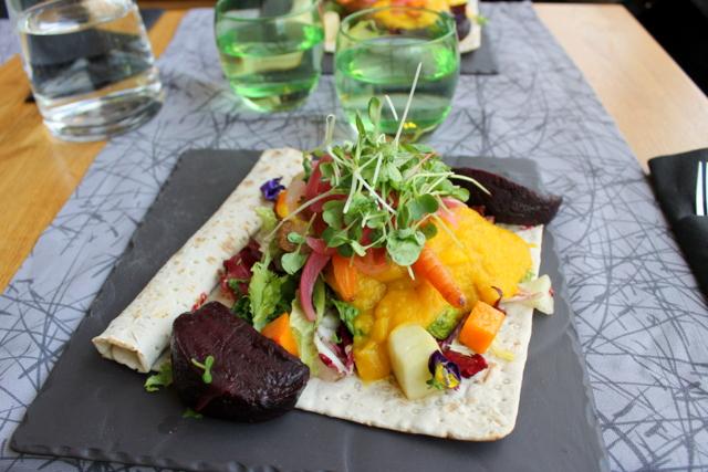 nyhtökaura kasvisruoka vegaaninen