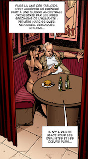 Starfuckers - Maria et Bill, son client préféré