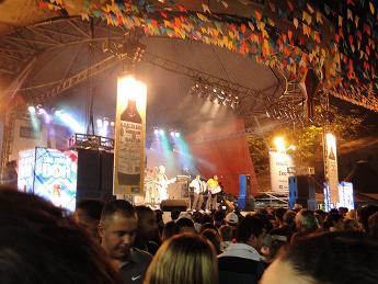 Fiesta dos santos populares - Lisboa