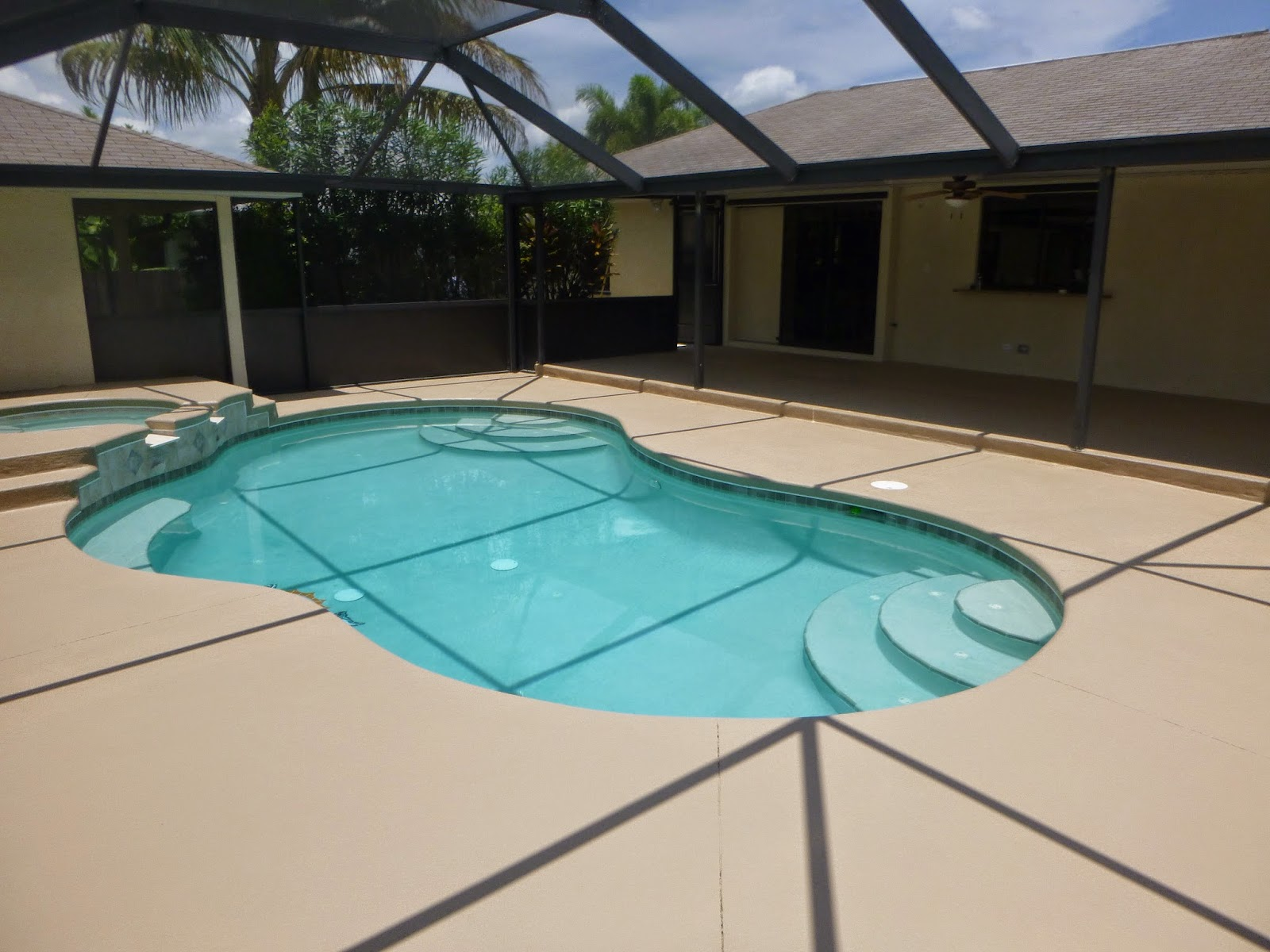 Painter Of Port St Lucie Florida 772 801 9711 Pool