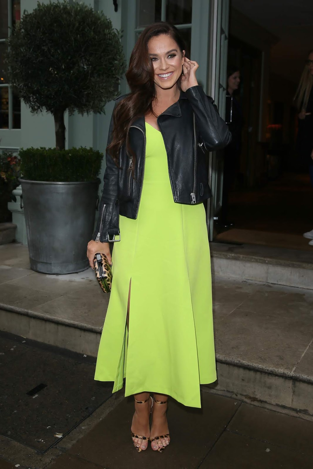 Vicky Pattison at Charlotte Street Hotel For Goddiva Clothing Launch in London - 02/04/2019
