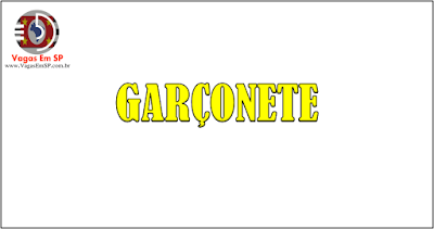 GARÇONETE