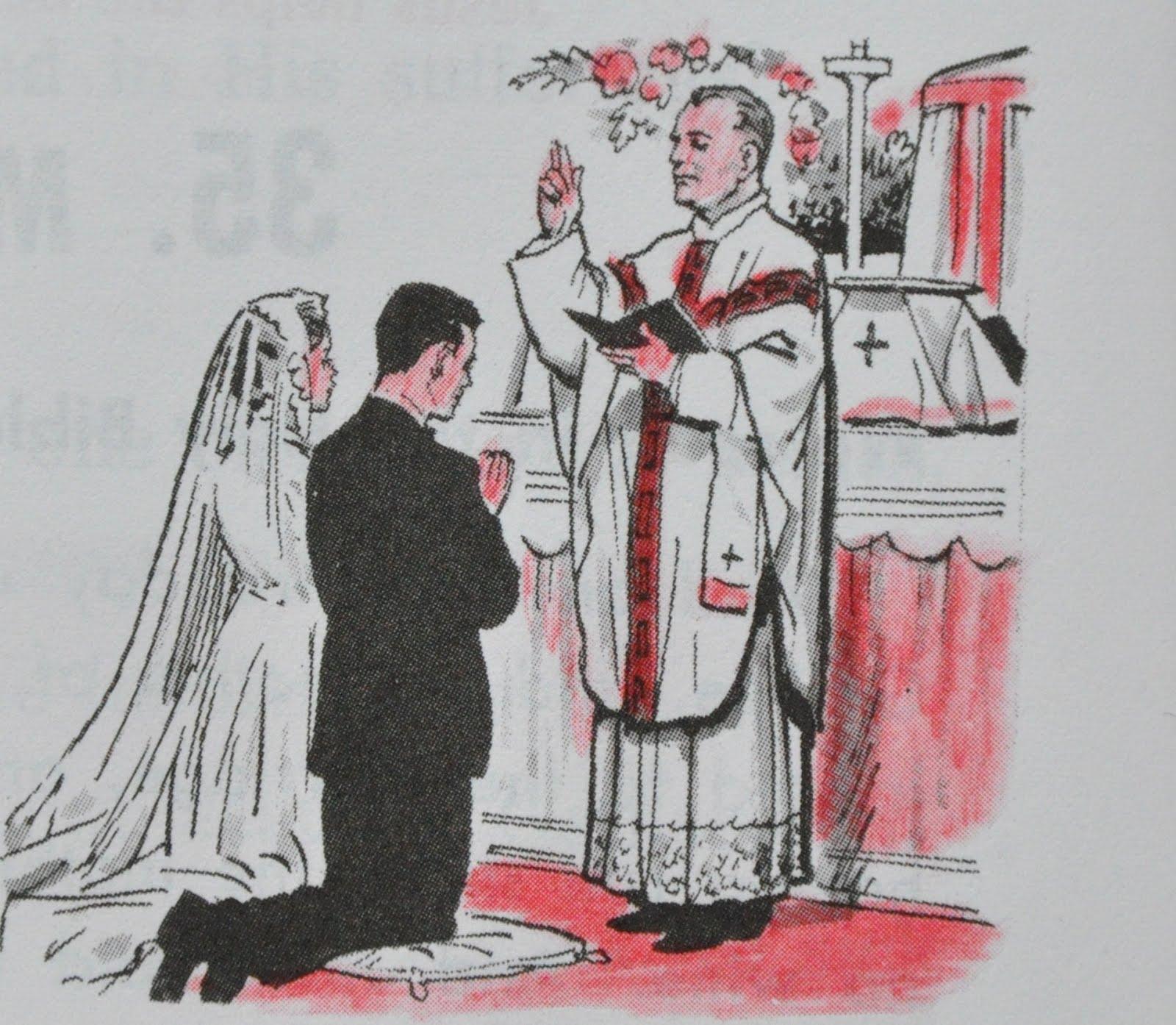 Orbis Catholicus Secundus: Holy Matrimony