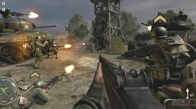 Call of Duty 3 Free Download For PC