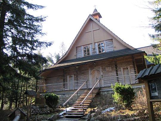 Kaplica klasztorna Albertynek.