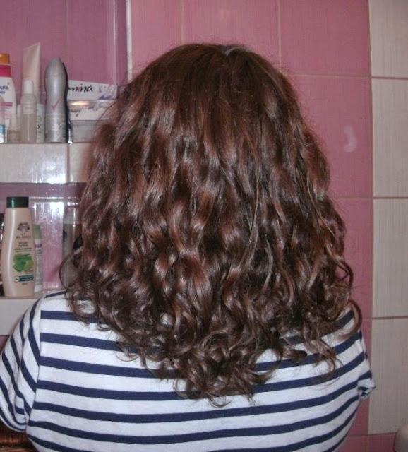 Włosy w sierpniu 2014r.