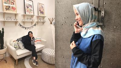 Ratna Galih: Biarkan Dibilang Bodoh Asal Saya Simpati dengan Habib Rizieq