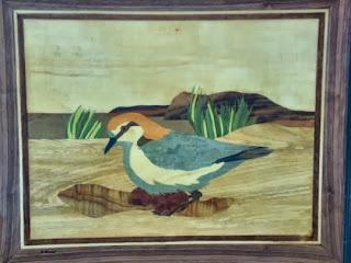Ahşap kakma tablolar, Dekoratif el sanatları