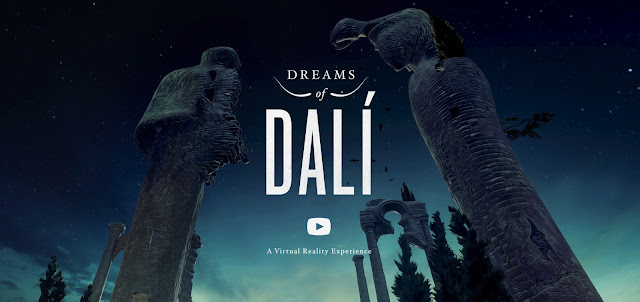 Dreams of Dalí 360º Video | Mit oder ohne Cardboard in den Surrealismus abtauchen