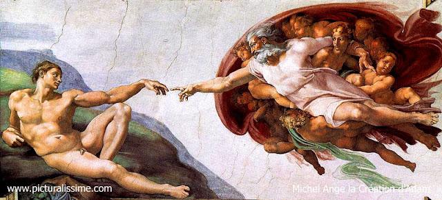 dieu créateur