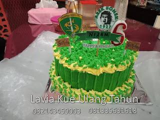Kue tart Ulang Tahun Arek Bonek