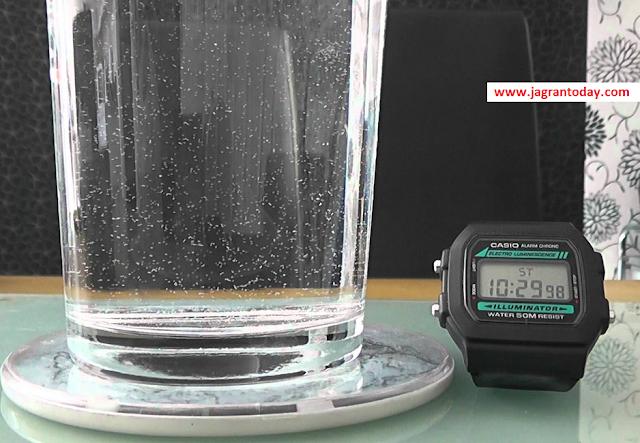 Method of Making Magnetic Water