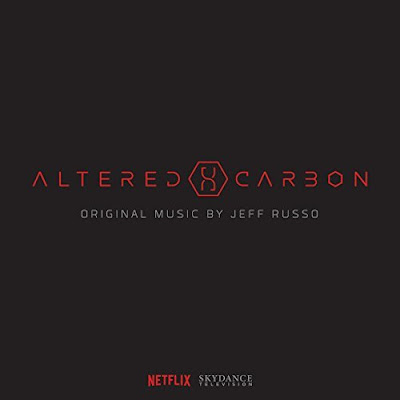 Altered Carbon Soundtrack Jeff Russo