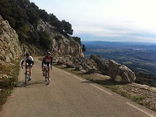 Mare de Deu del Mont Girona cycling
