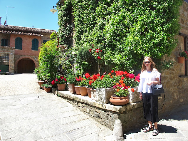 Travel Diary: Tuscany, 2017, Part 2