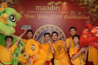 Mandiri Prioritas New Year Dinner @Golden Tulip Jineng 27022018