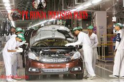 Lowongan Kerja Terbaru PT Honda Precision Parts 2018