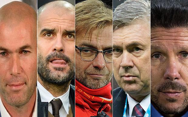 Los 10 entrenadores mejor pagados del mundo