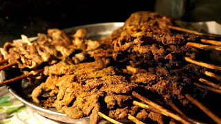 Eating suya increases death risk from nine major diseases