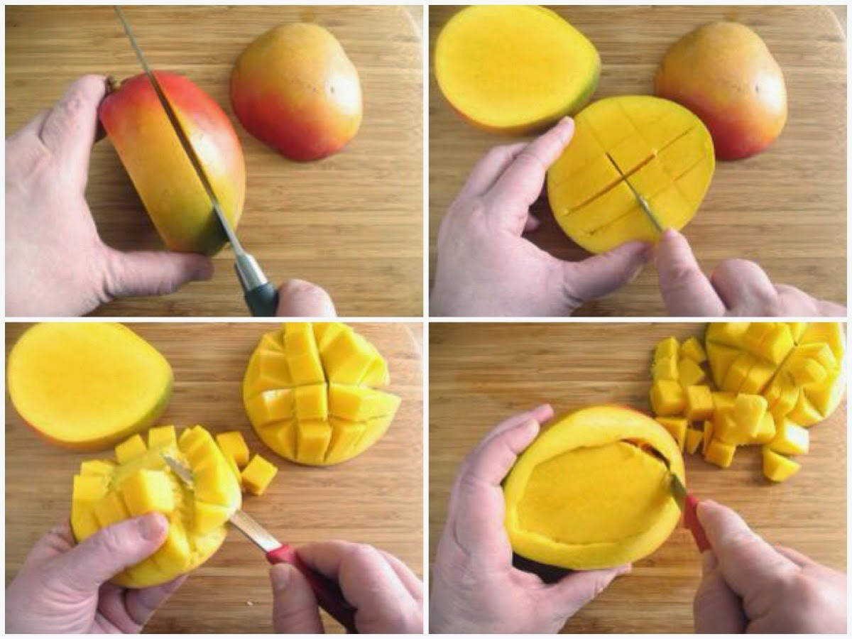 Como frutas antes de ser tomada por mi querida - 3 4
