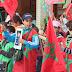 أطفال ورزازات ينظمون مسيرة تُحاكي المسيرة الخضراء تخليد للذكرى 41 للمسيرة الخضراء