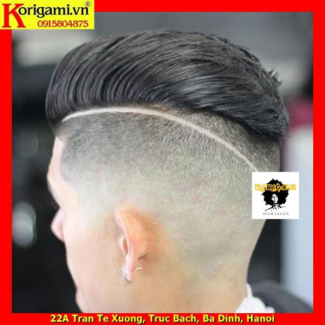 Kiểu tóc Slicked Back đẹp trai hoàn hảo như David Beckham