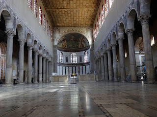 santa sabina guia portugues roma - A Revolução Cristã