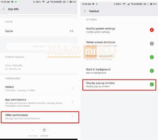 cara split screen xiaomi miui 8 taskbar - step 4