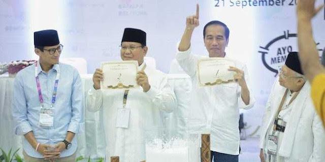 Debat Pilpres, Pengadilan Rakyat Terhadap Jokowi