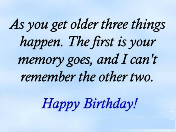 Bday Quotes-Wishes