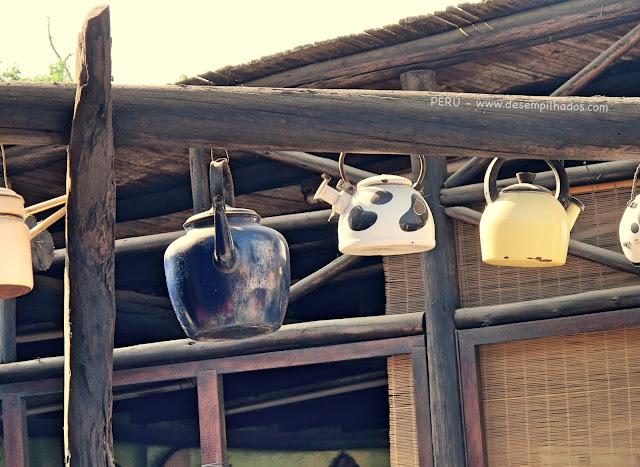 Don Cucho: um restaurante em Pachacamac, no Perú, para comer em família
