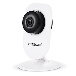 Wanscam HW0026 720P WiFi IP Camera
