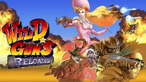Wild Guns Reloaded có đồ họa sắc nét