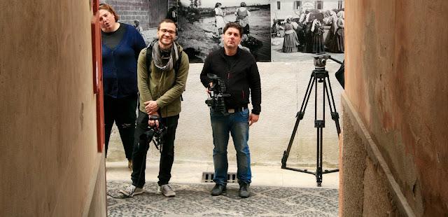 ABCheese camera crew