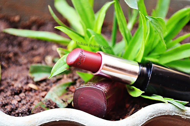 Loreal Infallible Lipstick Shade Bold Bordeaux