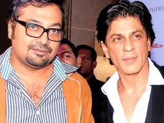 If Shah Rukh Khan scolds me, I'll sit in a corner and cry, admits Anurag Kashyap!.jpg